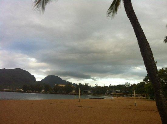 Kaua'i Marriott Resort : Beach view again