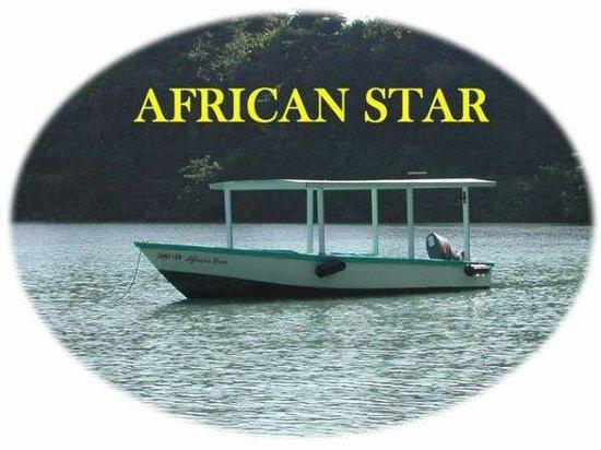 Moon San Villa : Free Boat Ride