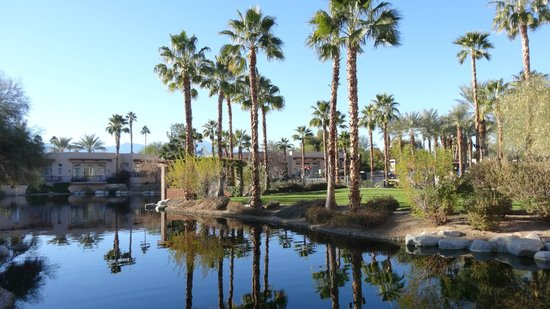 Hyatt Regency Indian Wells Resort & Spa : Adult pool & villa area