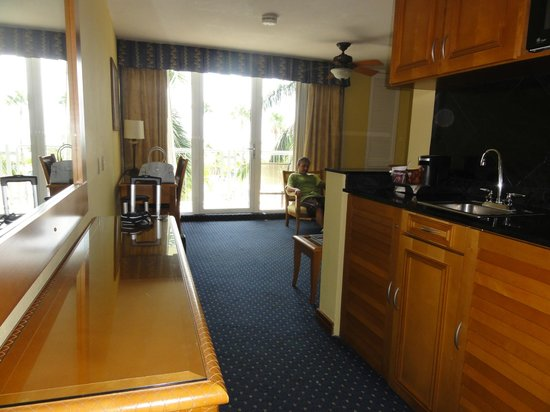 Renaissance Aruba Resort & Casino: Ocean Suite