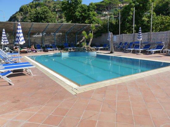 Hotel Villa Franca : piscina esterna