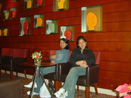 GDH Hotel: Guang Dong Hotel lobby
