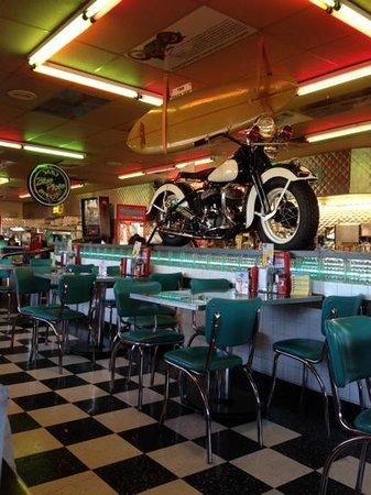 Gunther Toodys Diner: 50s Diner