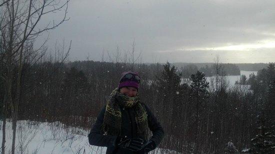 Minocqua Winter Park & Nordic Center : vista
