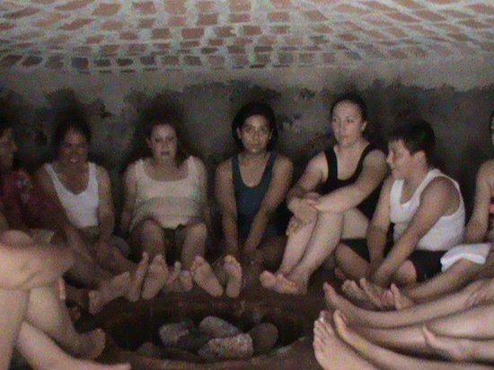 Sanacion Temazcal: SANACION  via  TEMAZCAL