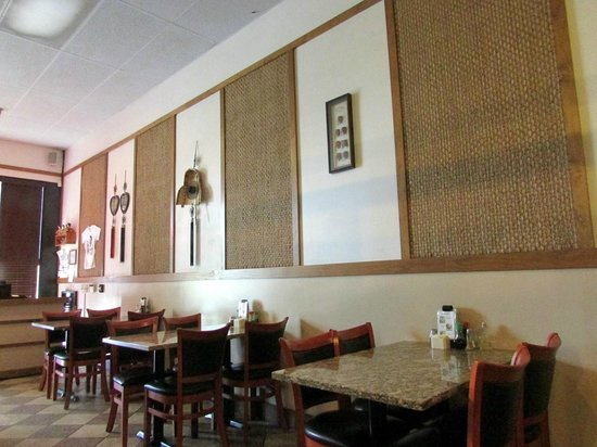 A nice Korean style decoration - Picture of Korea House Restaurant ...