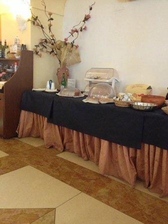 Hotel Villa Franca : ancora buffet colazione