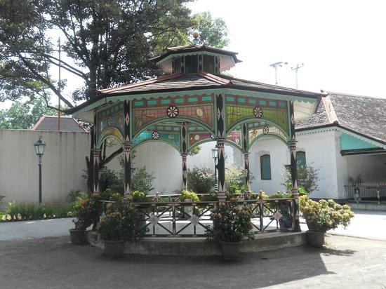 Kraton Yogyakarta: kraton
