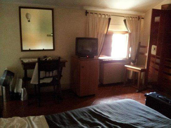 Hotel Columbus : camera