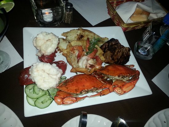 Los Barriles Restaurant & Bar : VIP Dinner