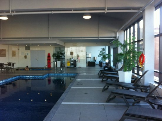 Hilton Garden Inn Montreal Centre-ville: Pools