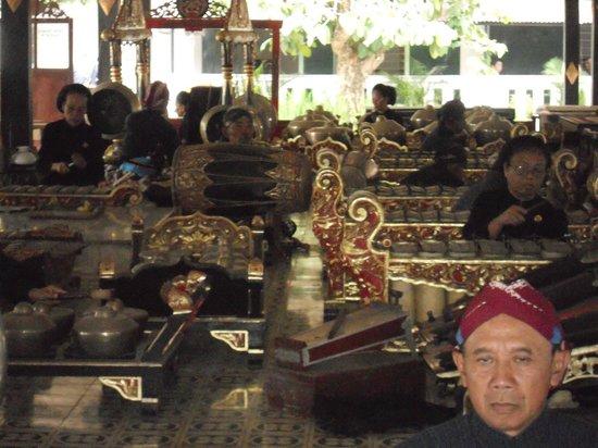 Kraton Yogyakarta: Concert à 10h