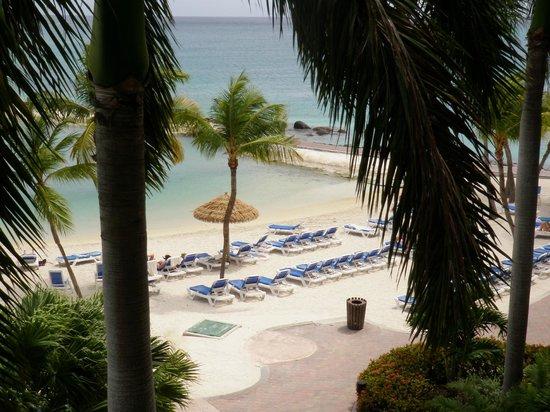 Renaissance Aruba Resort & Casino: Las suites tienen balcón