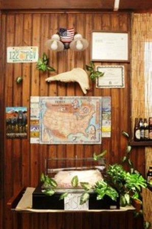 San Ginesio, Italia: Ristoranti SAN VALENTINO FESTA DELLE DONNE 2015 FRONTE DEL PARCO STEAKHOUSE