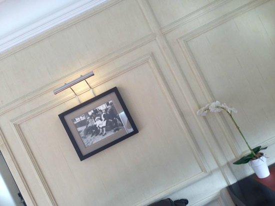 Heritage Avenida Liberdade Hotel : Desk in the room