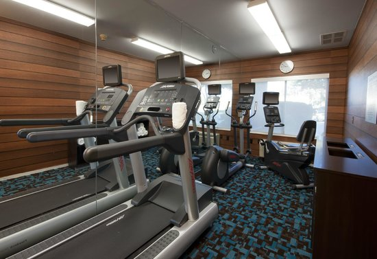 Fairfield Inn & Suites Fort Worth Fossil Creek: Exercise Facility