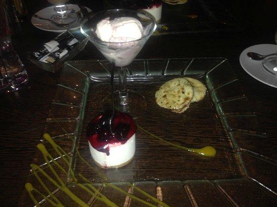 Meluha: Dessert Platter