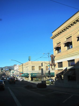 Downtown Historic Area : Whiskey Row.