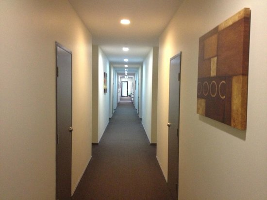 Quest Moorabbin - Hallway