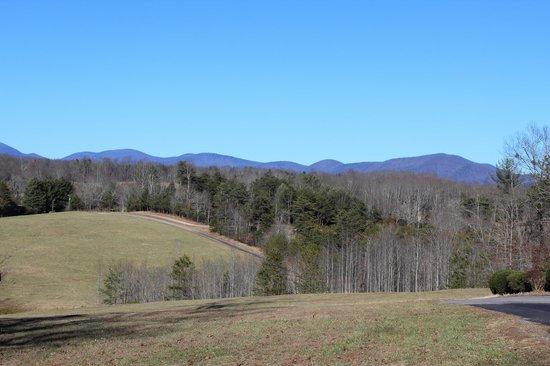 Dahlonega Spa Resort: View from main house