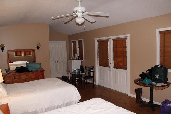 Dahlonega Spa Resort: View of entire room