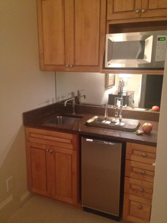 Catherine Ward House Inn : Our own kitchen