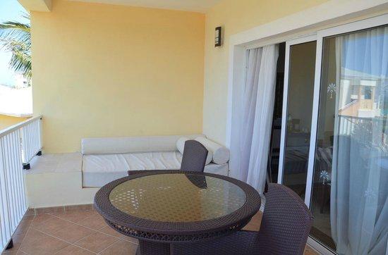 Paradisus Varadero Resort & Spa: La terrasse