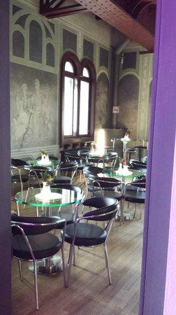 Neuschwanstein Castle: la sala del bar