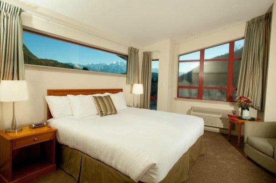 Harrison Beach Hotel: Comfortable Beds