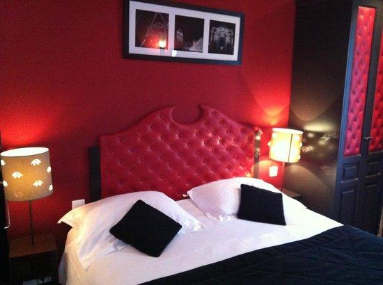 Hôtel du Prince Eugene: Room pic
