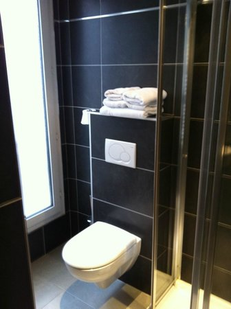 Hôtel du Prince Eugene: Bathroom pic