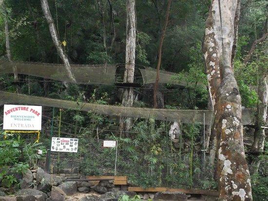 Las Animas Adventure Park: adventure parc