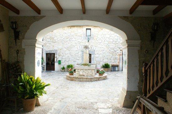 Hotel Rural & Spa Monnaber Nou : Entrada