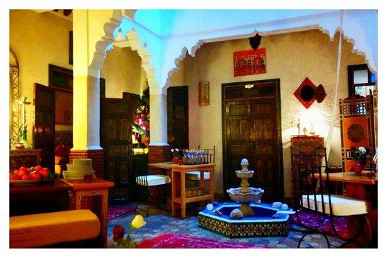 Riad Andalla: Main reception