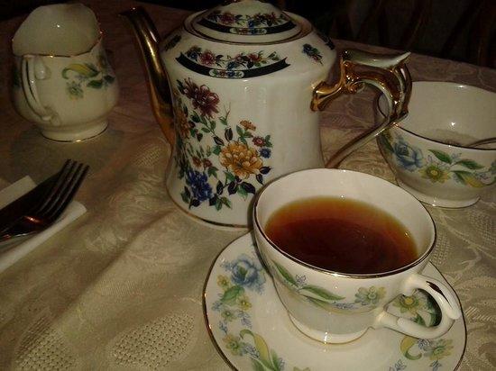 The Tea Room's: China Tea Cups