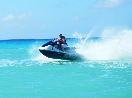 ridin waves with west end water sports