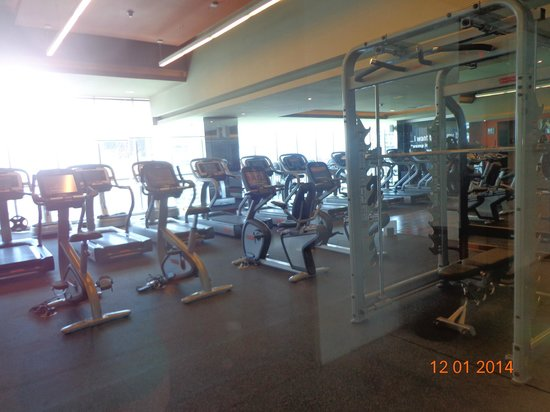 Hard Rock Hotel Panama Megapolis: Gimnasio.