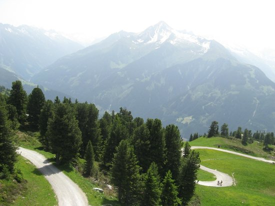 Alpendomizil Neuhaus: cima della montagna