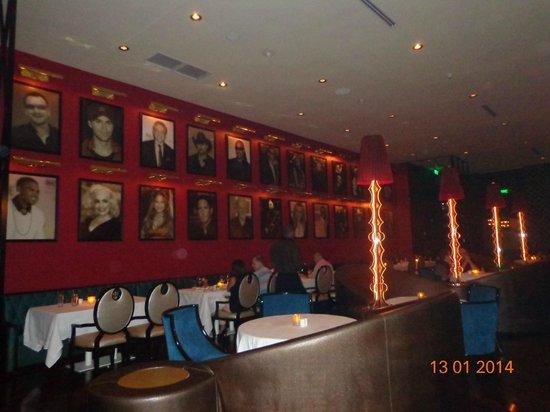 Hard Rock Hotel Panama Megapolis: Restaurante Tauro.