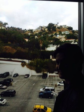 Andaz West Hollywood: View of the Hills from the room