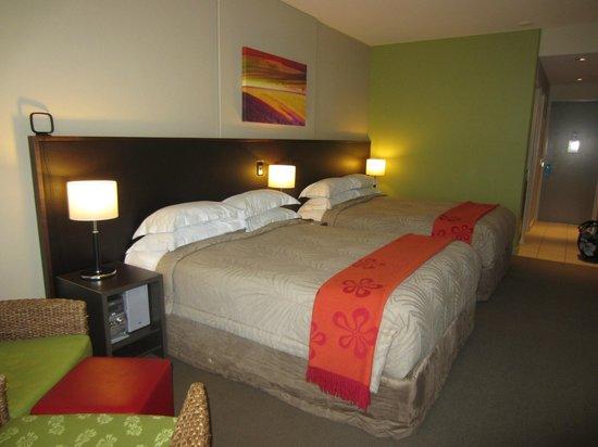 Scenic Hotel Bay of Islands: Nice Roomy Bedroom