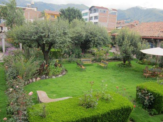 La Casona de San Jeronimo - Hotel Boutique: Gardens