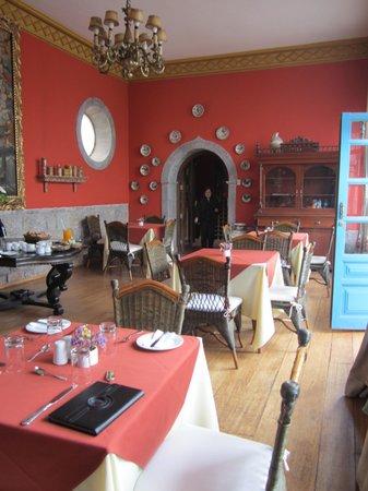 La Casona de San Jeronimo - Hotel Boutique: Dining Room