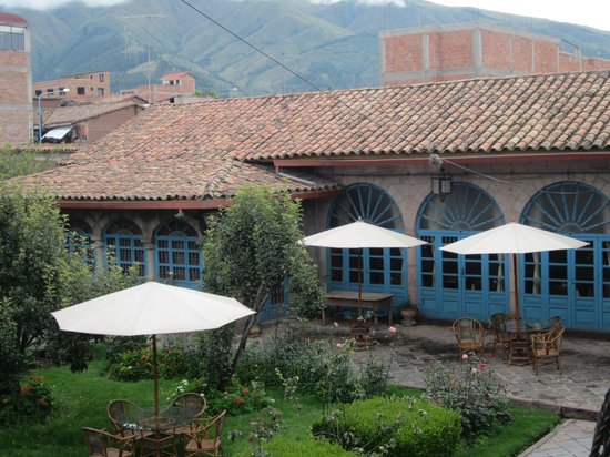 La Casona de San Jeronimo - Hotel Boutique: View of the gardens