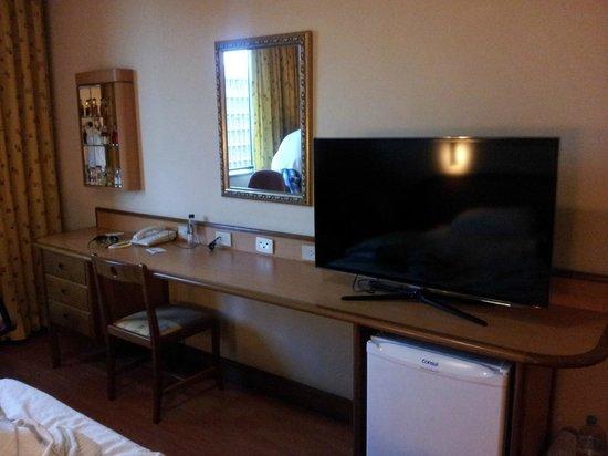 Windsor Guanabara Hotel: quarto