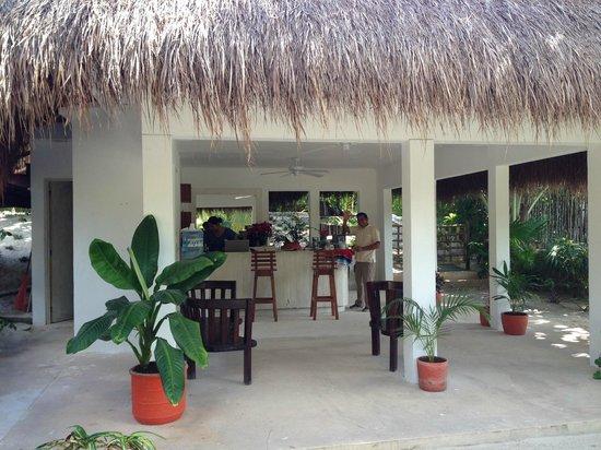 Cabanas Tulum: Reception