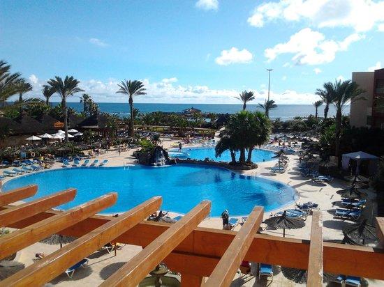 Hotel Elba Carlota: view from room 335