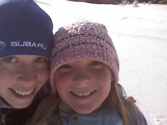 Crosscut Mountain Sport Center : Mother daughter bonding