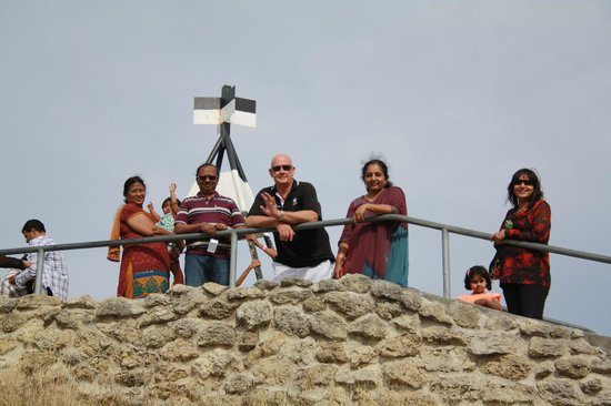Absolute de Tours: At theTe Mata Peak with John