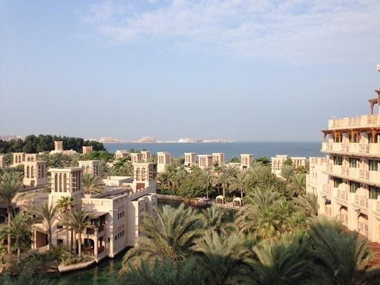 Jumeirah Al Qasr at Madinat Jumeirah : balcony view